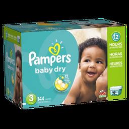 Pampers Baby Dry Etapa 3