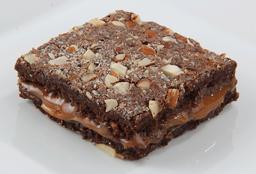 Brownie Arequipe Nuez