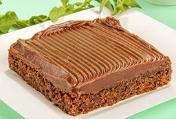 Brownie de Menta