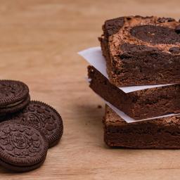 Brownie Cookies And Cream