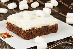 Brownie de Marshmallow