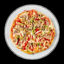 Pizza Vegetales Personal