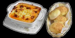 Lasagna Combinada