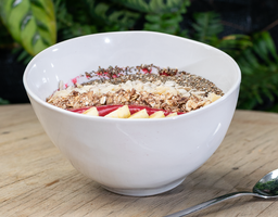 🥗 Smoothie Bowl Frutos Rojos