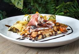 🥞 Waffle Parmesano