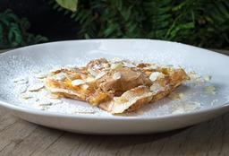 🥞 Waffle de Banano