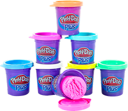 Set de 8 Piezas Play Doh Empaque Hasbro