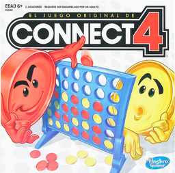 Juego de Mesa Connect 4 Hasbro