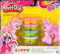 Play Doh Herramientas My Littel Pony Hasbro
