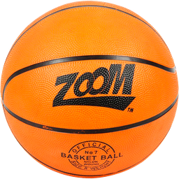 Balón Basketball Zoom Naranja