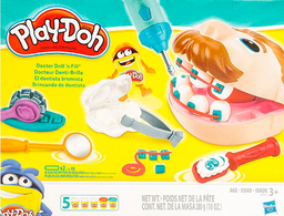 Set Play Doh Dentista Bromista