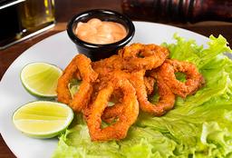 🦑 Calamari Fritti (2 pers)