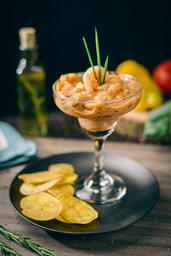 Ceviche Rosado
