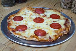 🍕 Pizza Pepperoni