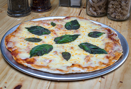 🍕 Pizza Margarita