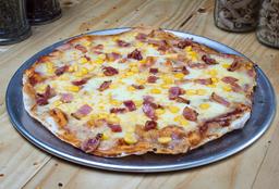 🍕 Pizza Maíz Tocineta