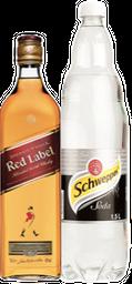 Rappicombo Johnnie Walker + Soda Schweppes