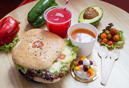 Combo Almuerzo Sándwich