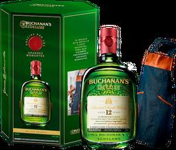 Rappicombo Whisky Buchanans Deluxe 750ml + Delantal