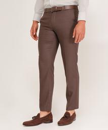 Pantalón Clásico Para Hombre Color Negro