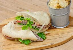 🥪 Sándwich Roastbeef