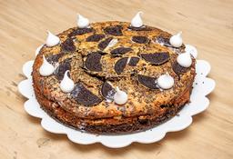 Cheesecake Oreo Porción
