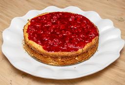 Cheesecake Fresas Porción
