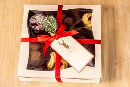 🍪 Caja Galletas Navidad Grande