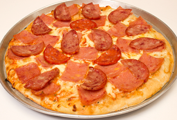 2x1 en Pizza Carnes 🍕