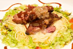 Mix Espagueti Salad