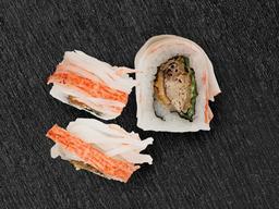 Sushi Crazy Crab