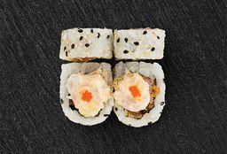 Sushi Gratinado de Vieiras