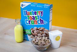 Blueberry Toast Crunch