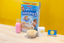 Frosted Krispies