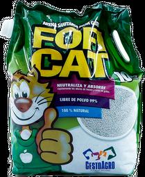 Arena Sanitaria Para Gato Fofi CatBlanco 10 kg