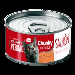 Chunky Delicat Salmon Lata 156 Gr