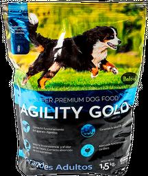 Concentrado Para Perros AgilityGoldAdultos1.5kg