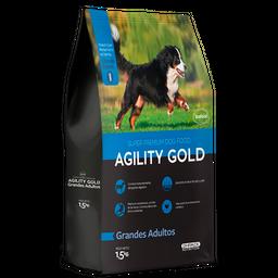 Agility Gold Grandes Adulto 1,5 Kg
