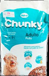 Concentrado Para Perros Chunky 9 kg