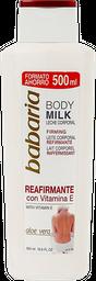 Crema Corporal Reafirmante Babaria500 ml