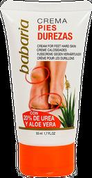 Crema para Pies AntidurezaBabaria50 ml