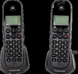 Set de 2 Teléfonos Motorola