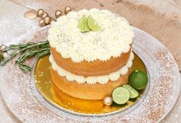 Torta de Limón y Amapola Pequeña