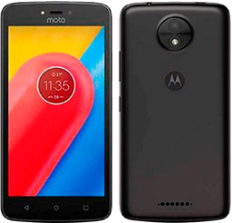 Motorola Moto C 8GB Negro