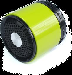 Mini Cube Speaker Cs-310 (Verde)