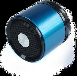 Mini Cube Speaker Cs-310 Azul