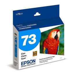 Cartucho Epson T073220 Cyan 73