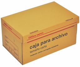 Caja Archivo Carta Od