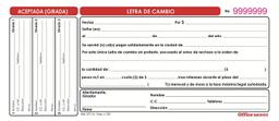 Letra De Cambio X50Hj