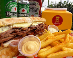 Combo Sándwich Desmechado